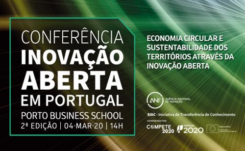 """Conferência """"Inovação Aberta em Portugal"""""""